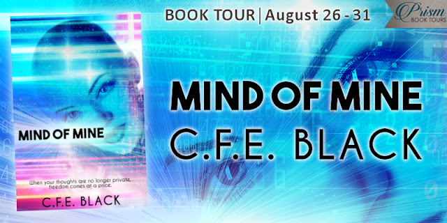 Mind of Mine by CFE Black #BookTour Grand Finale with #Giveaway