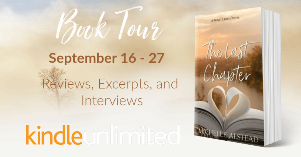 #Interview with Michelle Alstead, author of The Last Chapter