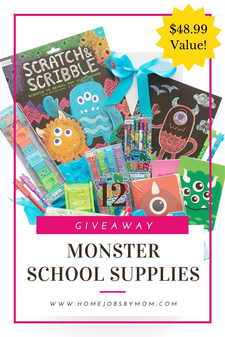 #CreateYourHappy with the @WEAREOOLY Art & School Supplies #Giveaway Ends 11/30 @HomeJobsByMom