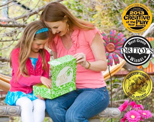 Green Kids Crafts #Giveaway Ends 12/2
