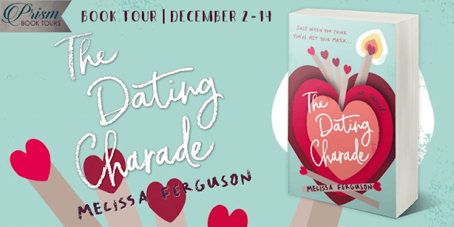 #Interview with Melissa Ferguson, author of Dating Charade #DatCharPrism