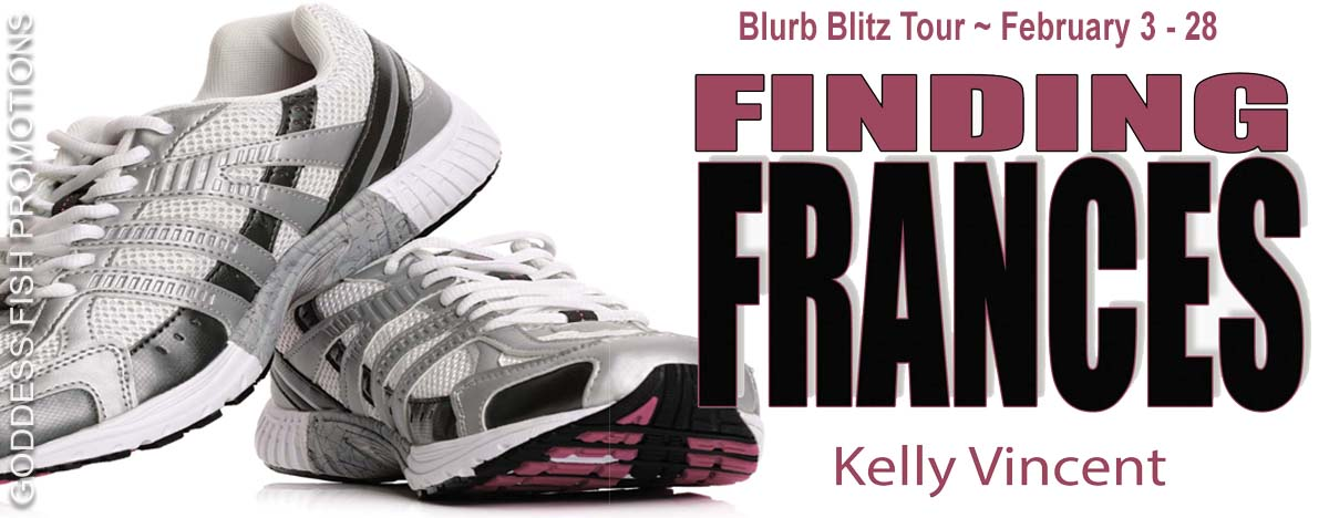 #BookBlast Finding Frances by Kelly Vincent with #Giveaway