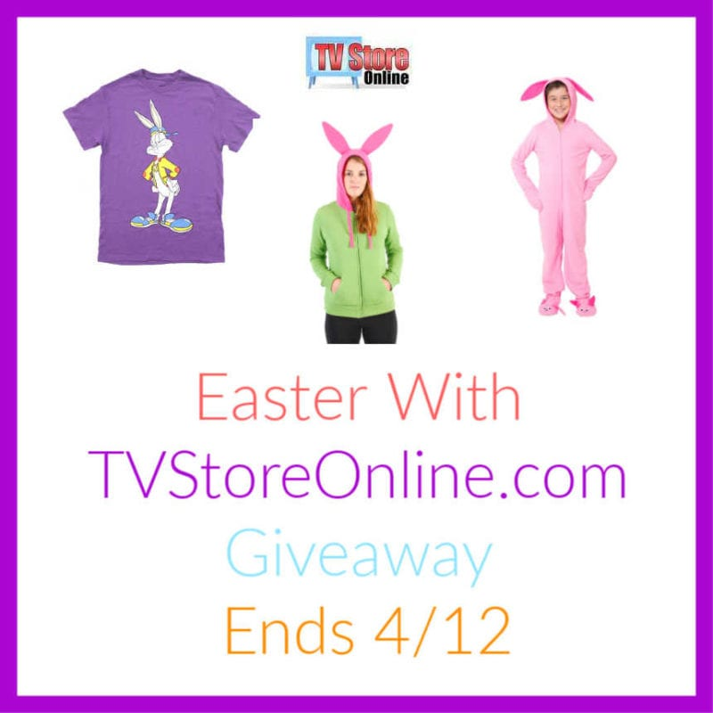 Easter with @TVStoreOnline #Giveaway Ends 4/12 @las930