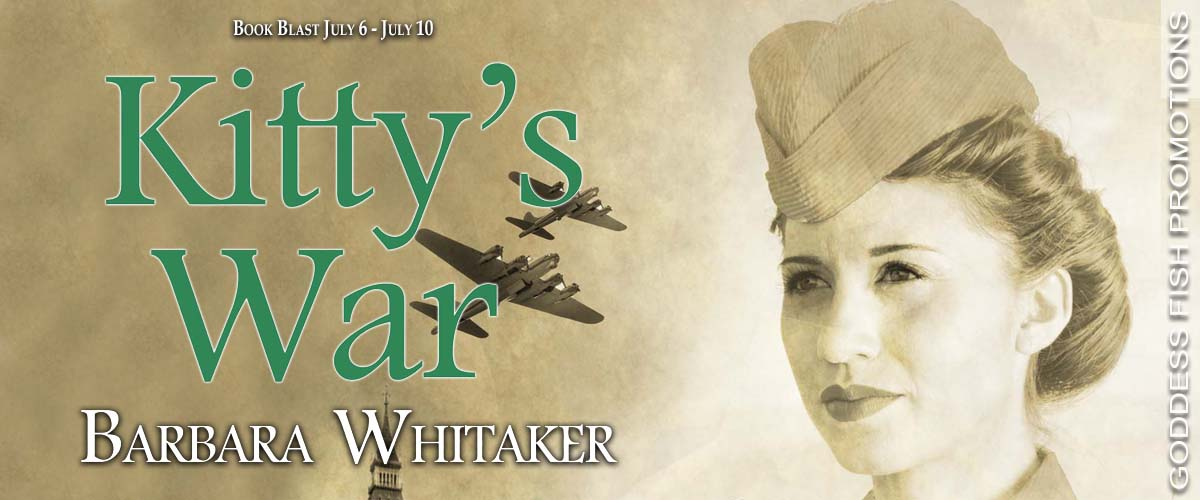 #BookBlast Kitty's War by Barbara Whitaker with #Giveaway
