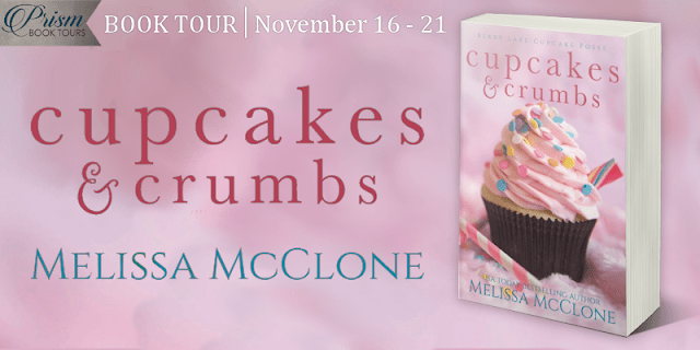 Read an exclusive excerpt from Cupcakes & Crumbs by Melissa McClone #CCPrism