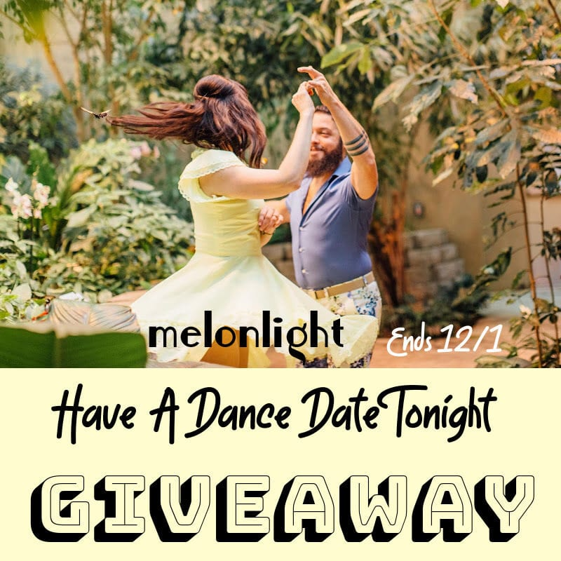 Have A Dance Date Tonight #Giveaway Ends 12/1 @las930
