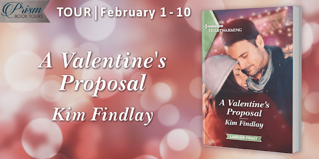 Interview with Kim Findlay, author of A Valentine's Propsal with #Giveaway