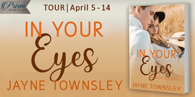 Interview with Jayne Townsley, author of In Your Eyes