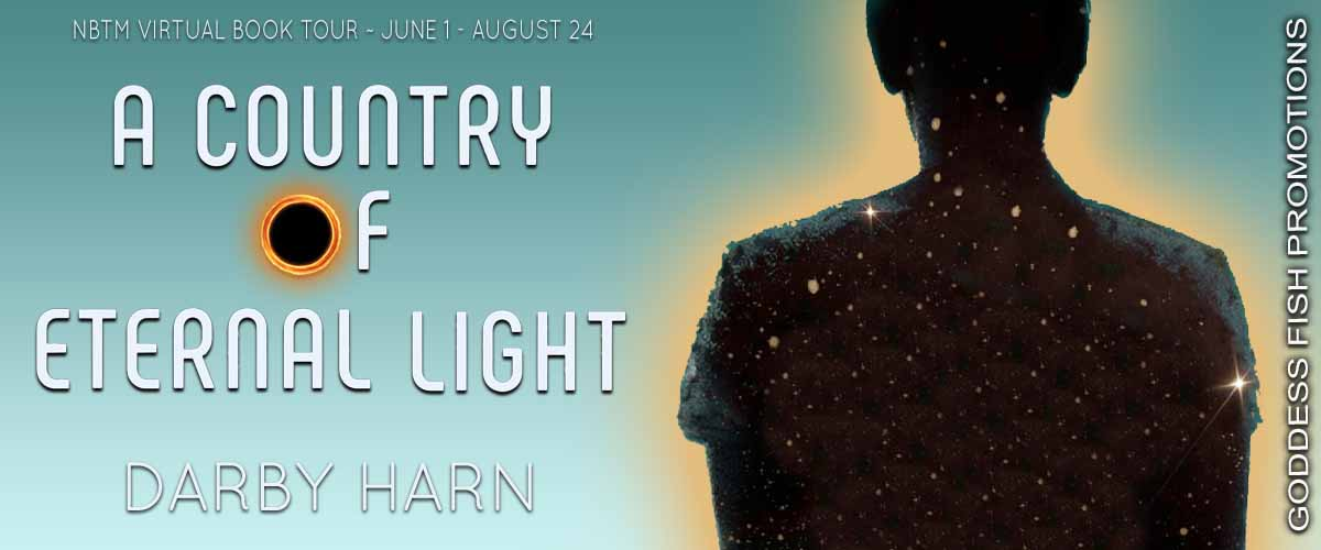 #Interview with Darby Harn, author of A Country of Eternal Light