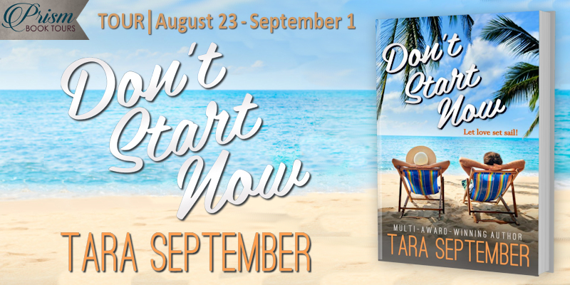 Read an exclusive excerpt from Don't Start Now by Tara September
