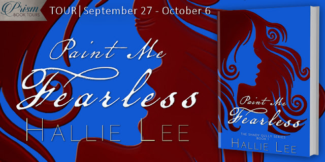 Interview with Hallie Lee, author of Paint Me Fearless