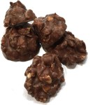 Milk Chocolate Peanut Cluster