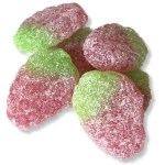 Fizzy Strawberries Candy Cabin Traditional Online Sweet Shop