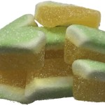Pina Colada Fizzy Jelly Slices Candy Cabin Online Traditional Sweet Shop