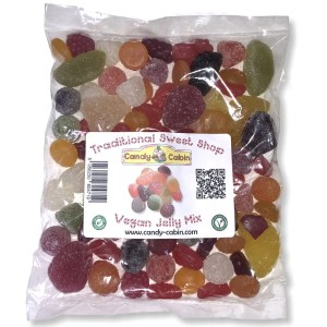 Vegan Jelly Mix - Jelly Selection - Candy Cabin Traditional Online Sweet Shop