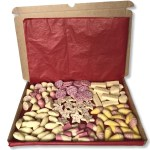 White Chocolate Hamper Candy Cabin Traditional Online Sweet Shop