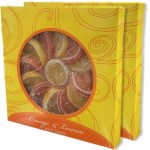 Orange & Lemon Jelly Slices Candy Cabin Traditional Online Sweet Shop