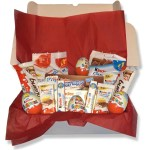 Kinder Hamper The Candy Cabin Traditional Online Sweet Shop