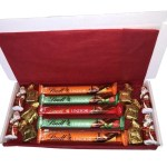 Lindt Christmas Hamper Medium2 The Candy Cabin Traditional Online Sweet Shop