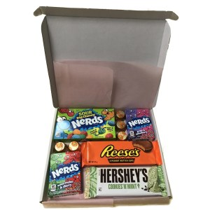 American Selection Box Small The Candy Cabin Traditional Online Sweet Shop