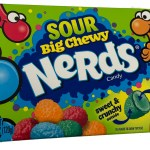 Sour Big Chewy Nerds Candy Cabin Ltd Traditional Online Sweet Shop