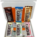 Hersheys Gift Box Small Candy Cabin Ltd Traditional Online Sweet Shop