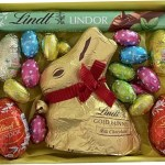 Lindt Easter Hamper Small - The Candy Cabin Ltd Traditional Online Sweet Shop
