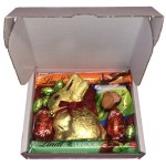 Lindt Easter Hamper Small Candy Cabin Traditional Online Sweet Shop