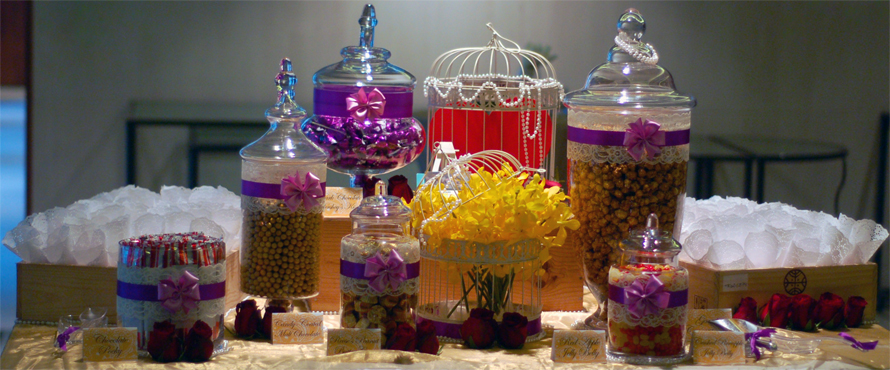 JOandJARS_PurpleRedGold_Wedding_CandyBuffet_AmaraSentosa