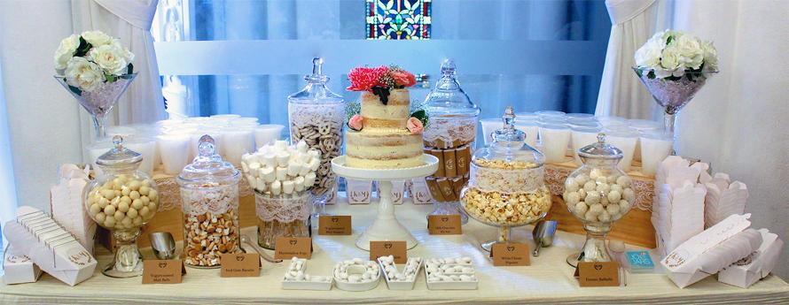JOandJARS_CandyBuffet_WeddingDinner_Lace_Rustic_White_CHIJMES