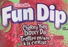 Fun Dip Calories article image
