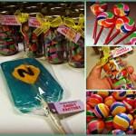 Fiesta con temática de caramelos