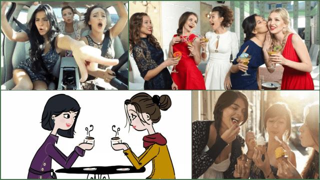 Candy Factory Perú - ¿Porqué es bueno reunirse con amigas?