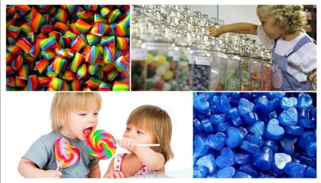 Candy Factory - Dulces sí