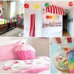 Habitaciones decoradas de caramelo