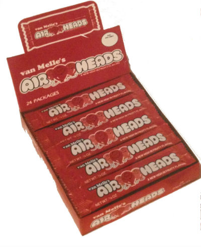 A History Of Airheads Taffy Candy Favorites