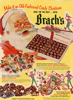 Brachs Candy Retro Advertisements Candy Favorites
