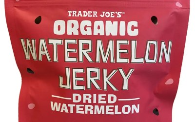 Watermelon, Jerky