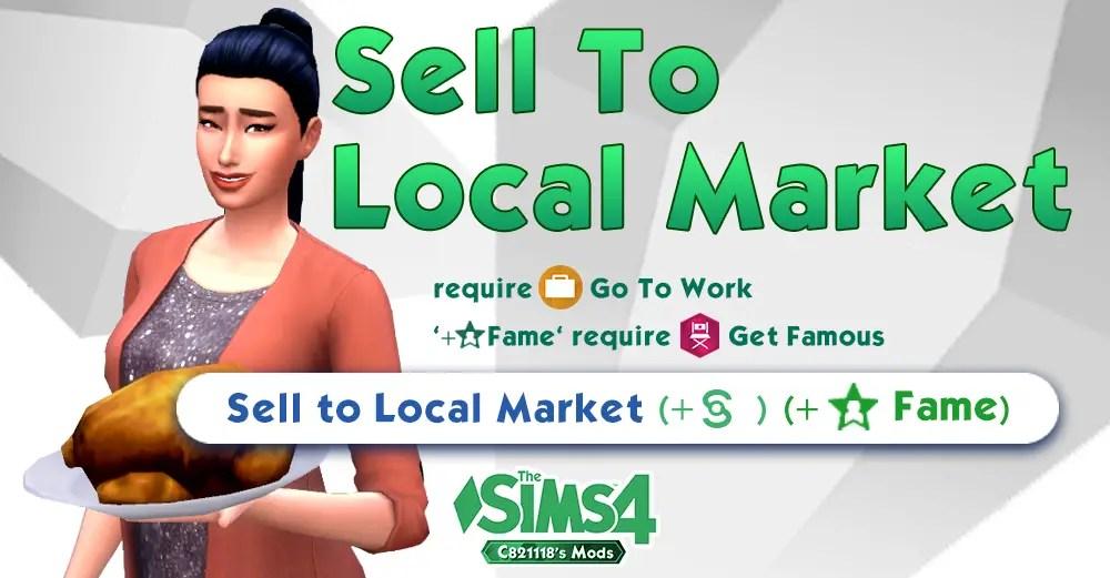 ▷ Vendre au Marché Local par c821118