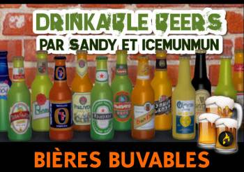 ▷ Bières Buvables