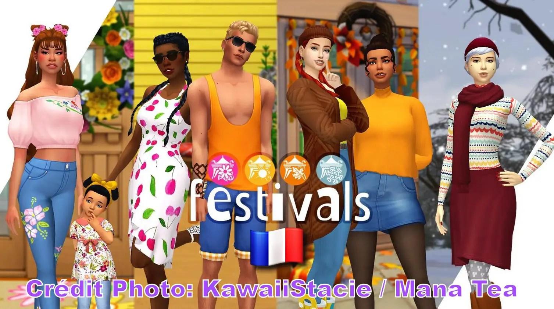 ▷ Mod Festival Saisonnier par KawaiiStacie