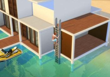 Échelle Utilisable par les Sims