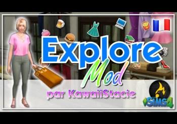 ▷ Explore Mod par KawaiiStacie