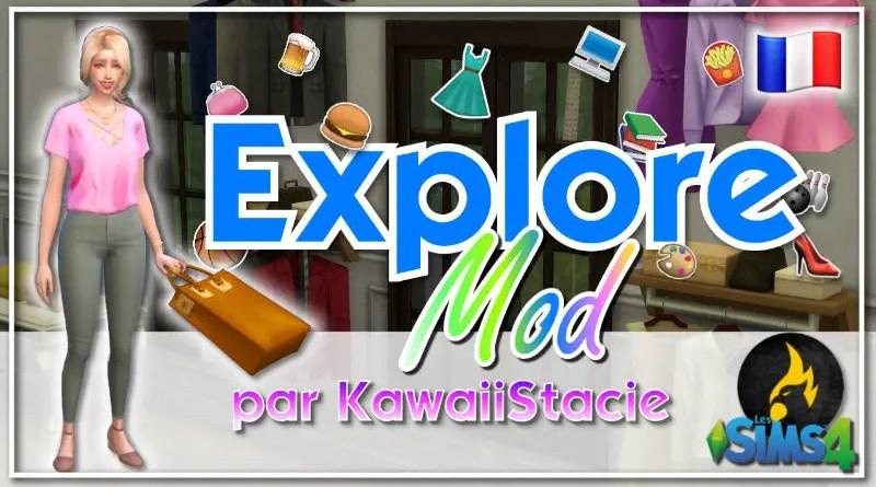 mod explore sims 4