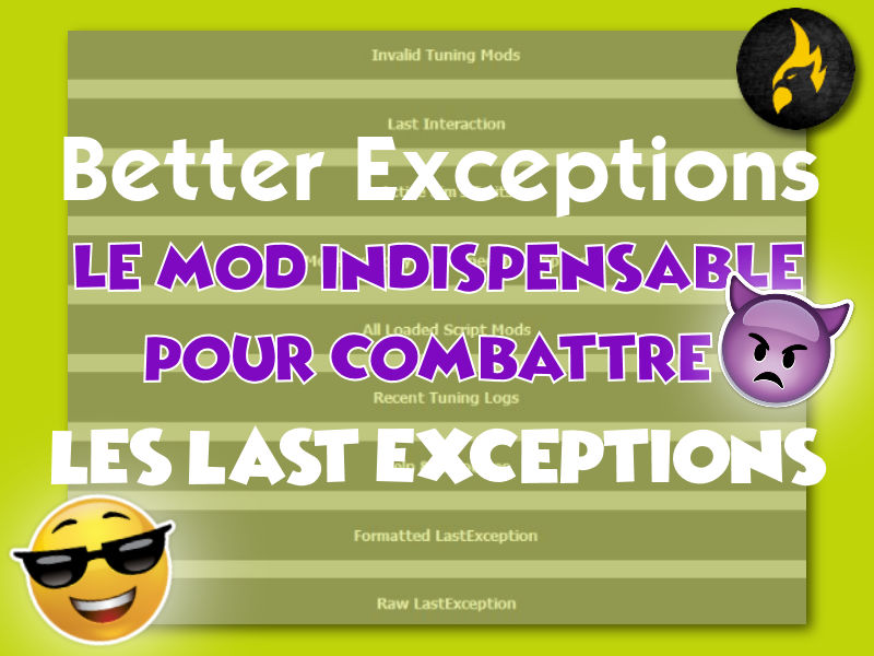 ▷ Better Exceptions
