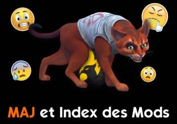 ▷ MAJ et Index des Mods