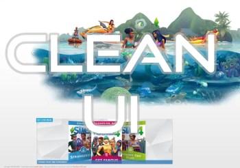 ▷ Clean UI par TwistedMexi