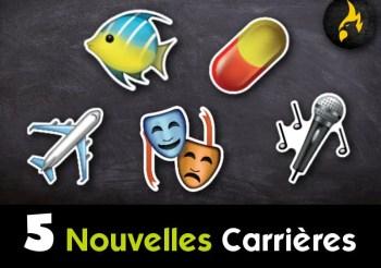 ▷ 5 Nouvelles Carrières pour vos Sims par xTheLittleCreator