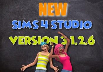 ▷ Mise à jour de Sims 4 Studio version du 07-07-19 Windows & MAC