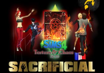 ▷  Torture & Chaos par Sacrificial